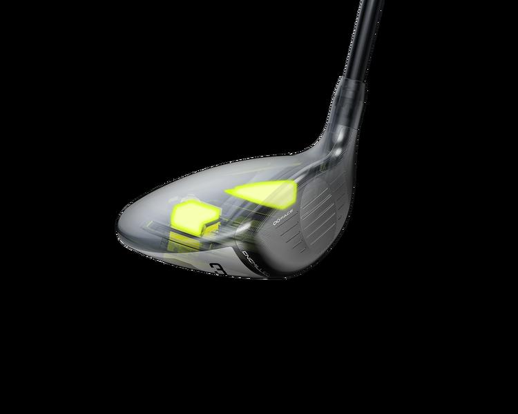 Cobra Golf KING RADSpeed Fairway Draw