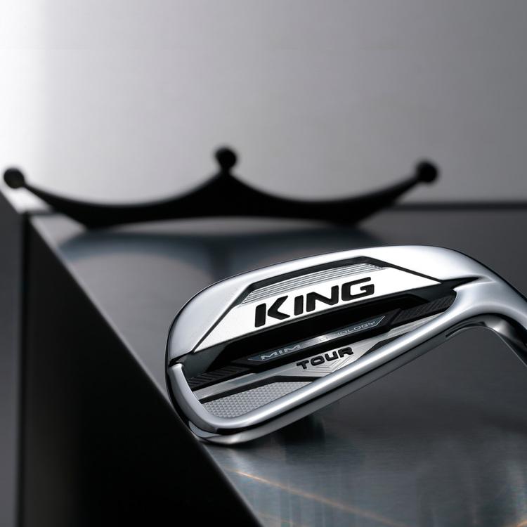 Cobra Golf KING TOUR MIM IRONS: 7-Clubs, 4-PW