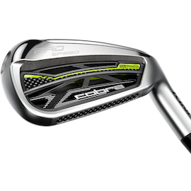 Cobra Golf KING RADSpeed Iron, Storlekar: 5–PW