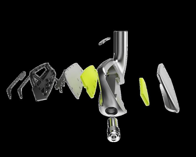 Cobra Golf KING RADSpeed Iron, Storlekar: 5–PW