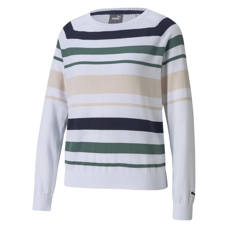 Puma W Layering Ribbon Sweater