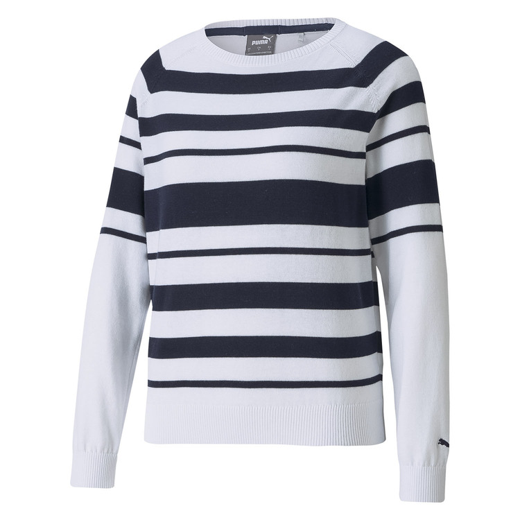 Puma W Layering Ribbon Sweater XS-XXL