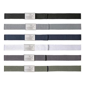 Puma 6 Pack Web Belt