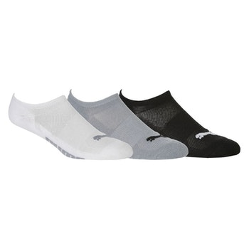 Puma Socks W Pounce No-Show 3 Pair Pack 36-40