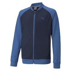 Puma J Boys Full Zip Jacket