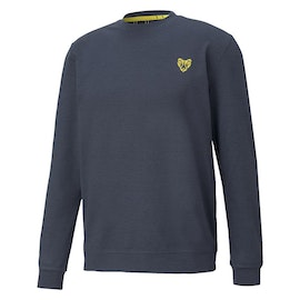 Puma Cloudspun Golden Crewneck