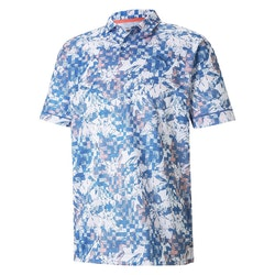 Puma Botanical Tech Pique Polo