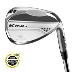 Cobra KING MIM Wedge Versatile Grind, Storlekar: 50/52/54/56/58/60