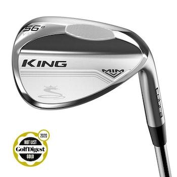 Cobra Golf KING MIM Wedge Widelow Grind, Storlekar: 56/58/60