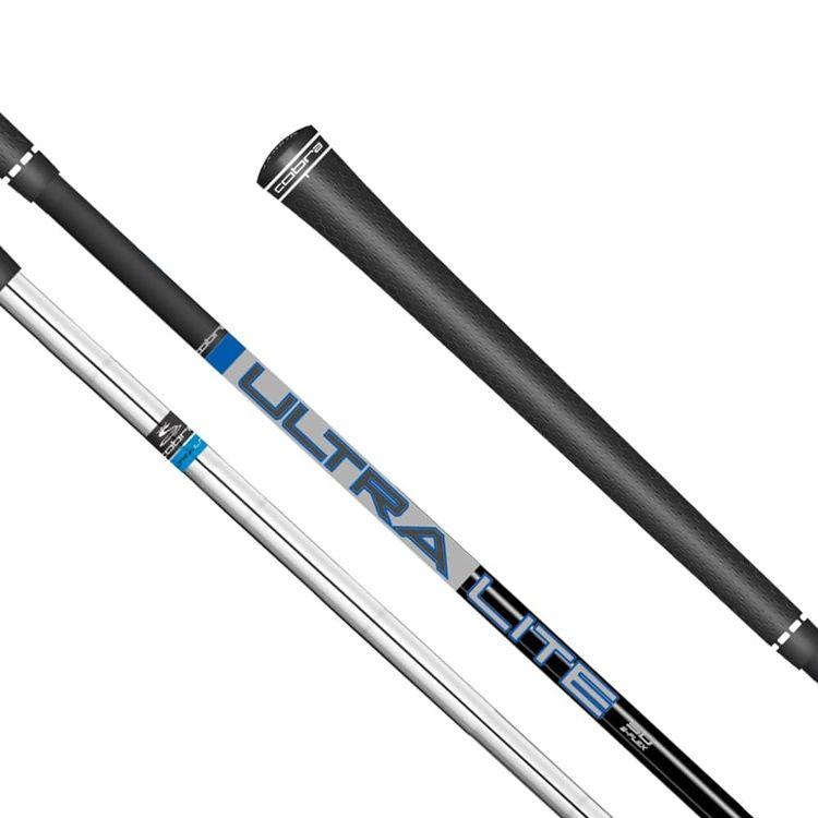 Cobra T-Rail Iron, Storlekar: 5–PW