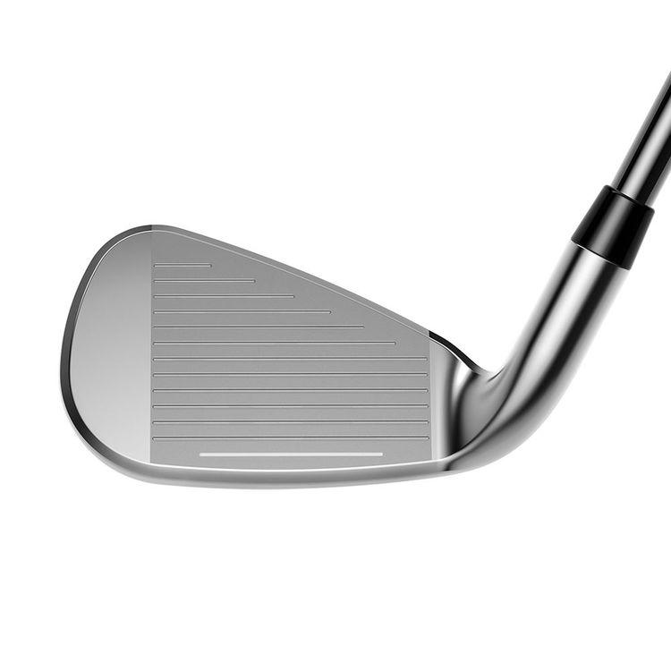 Cobra Golf F-Max Airspeed Iron Steel, Storlekar: 5–PW