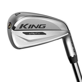 Cobra Golf KING Utility Iron, Storlekar: 2/3/4U