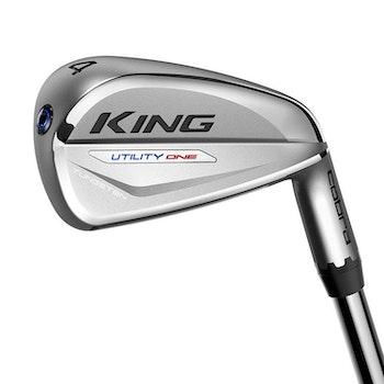 Cobra Golf KING Utility Iron ONE Length, Storlekar: 4/5U