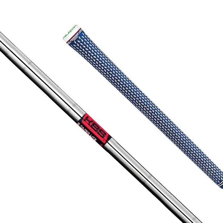 Cobra KING Forged TEC ONE Length Iron Chrome, Storlekar: 5–PW