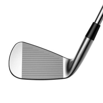 Cobra Golf KING Forged TEC ONE Length Iron Chrome, Storlekar: 5–PW