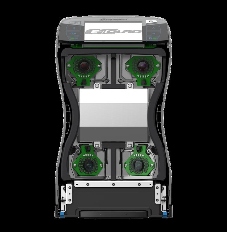 GC Quad Launch Monitor FORESIGHT