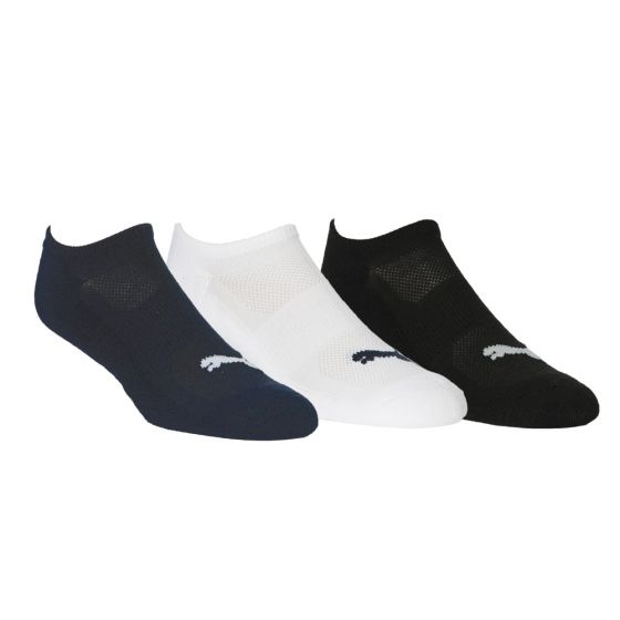 Puma Socks W Pounce Quarter Cut 3 Pair Pack 36-40