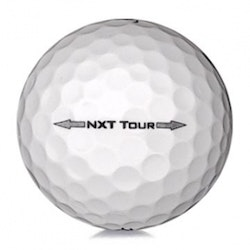 Titleist NXT Tour, Refinished Golfballs, 12-pack