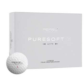 Pearl PURE SOFT / PURE SOFT X, 12-balls