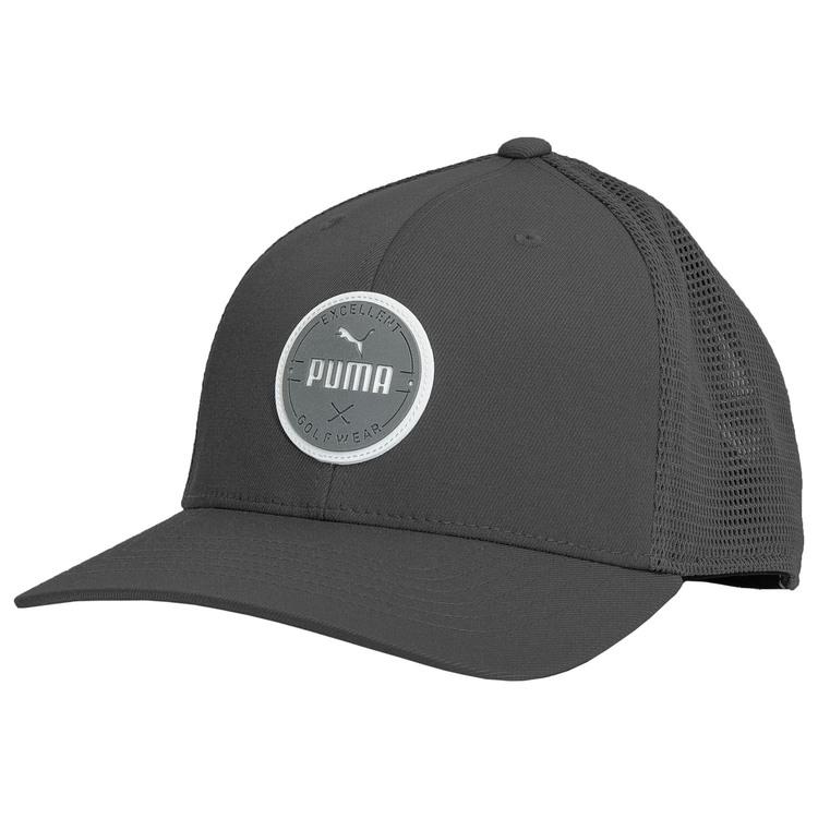 Puma Excellent Golf Wear Circle Patch Cap