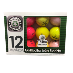 Floridabollar Mix AB-Grade, 12/24/36/48-pack