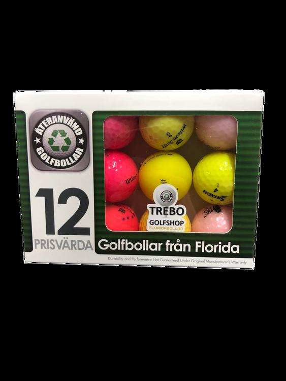 Floridabollar Mix A-Grade, 12/24/36/48-pack