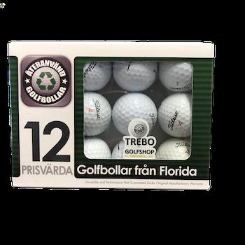 Titleist Pro V1 Floridabollar C-Grade (Träningsboll) 12-pack