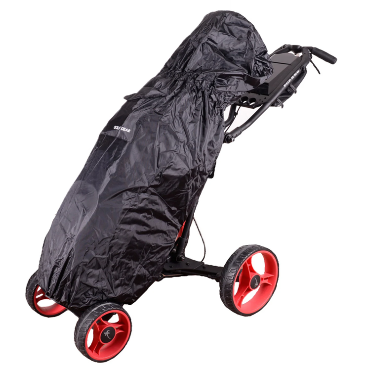 Golf Gear Raincover PU-Nylon Delux with Pocket