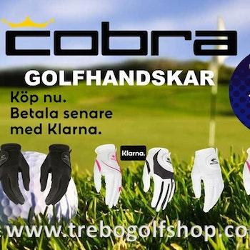 3 för 2 på COBRA:s Golfhandskar