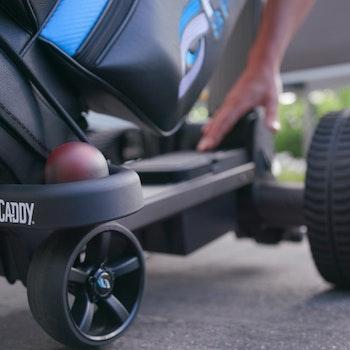 nformationsfilm Forecaddy: Hur rengör man vagnen?!