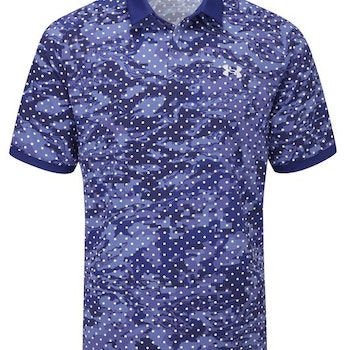 Under Armour Iso-Chill Penta Dot Polo
