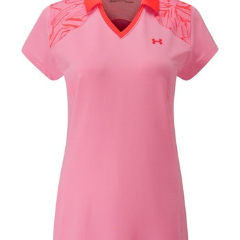 Under Armour Zinger Blocked Polo