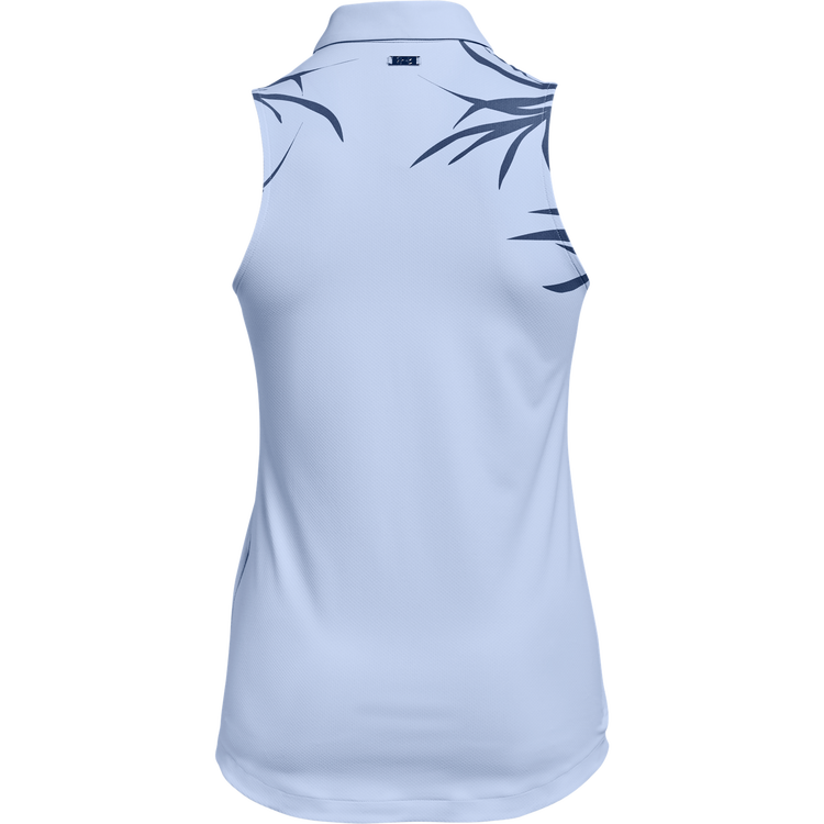 Under Armour Iso-Chill Sleeveless Polo