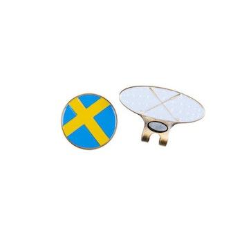 Golf Gear Cap Clip Sweden