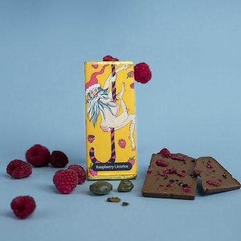 Sexy Santagram – Mjölkchoklad