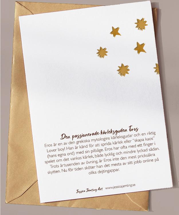 Stort Loveogram – Kärleksgudar, pepp och choklad!