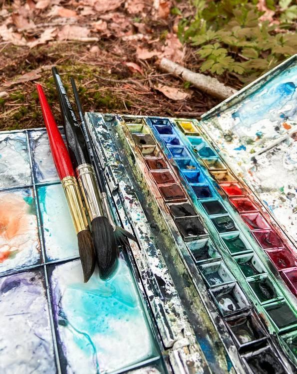 Åre Art & Nature - Heldag med konst och skapande i fjällen - Lördag 25 Sep
