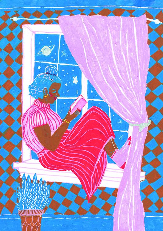 Bokfönster – Print