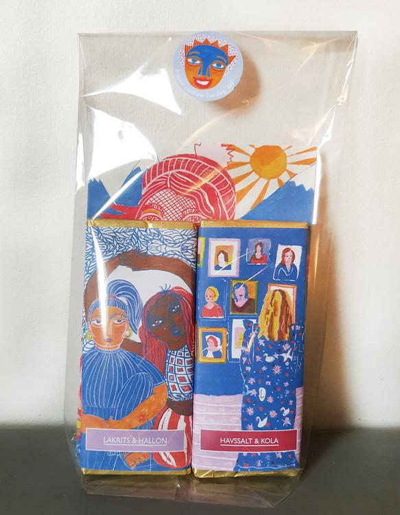 Peppogram – Mjölkchoklad