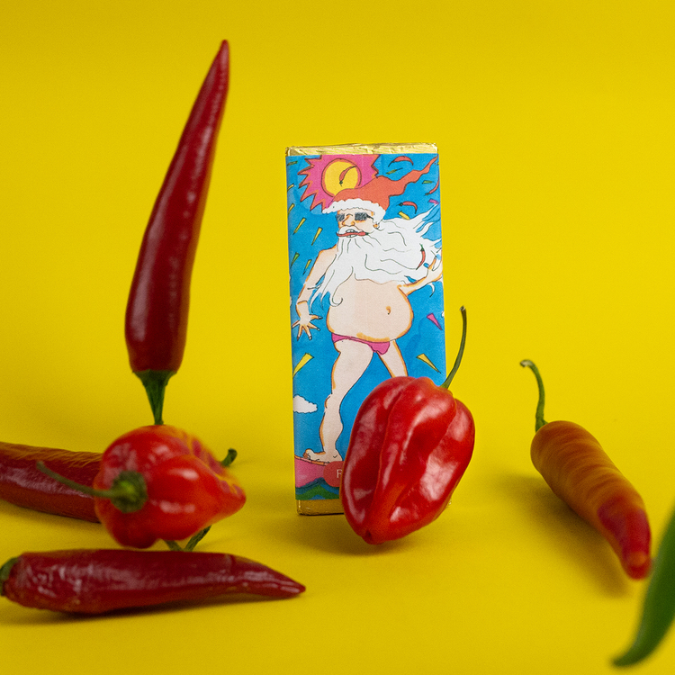 Sexy Santagram – Mörk choklad