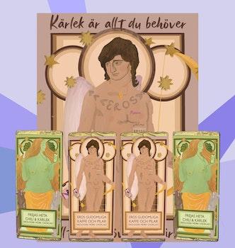 Stora Veganska Loveogrammet