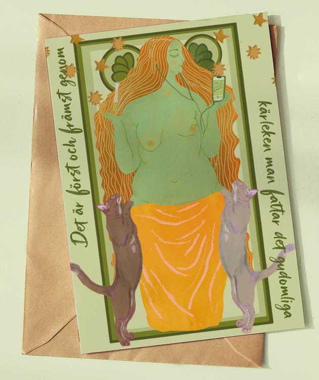 Lovegram De Lux – Mina vänner Praliner
