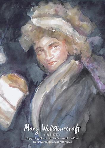 Mary Wollstonecraft – Print