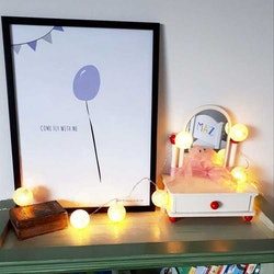 Poster - Kalas Lila