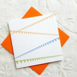 Kalasinbjudan - Orange 12cm