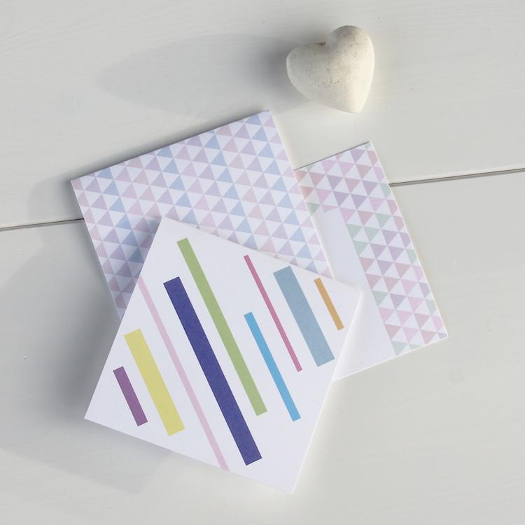 Kortpaket design