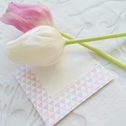 Kortpaket - Blankt 8cm