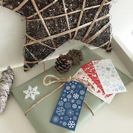 Presenttaggar - Jul