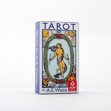 Rider-Waite Tarot, Svensk