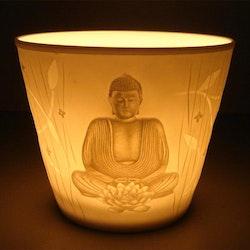 Ljushållare - Buddha